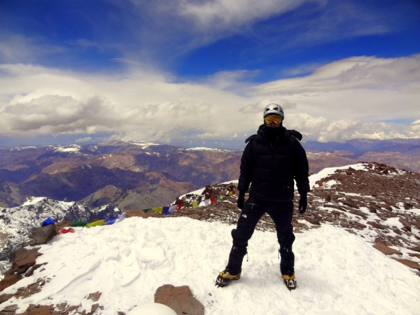 Success on Aconcagua - February 9th 2013